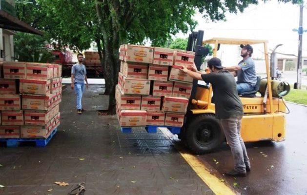 Região - Polícia Civil de Altônia investiga esquema de receptação de cargas roubadas
