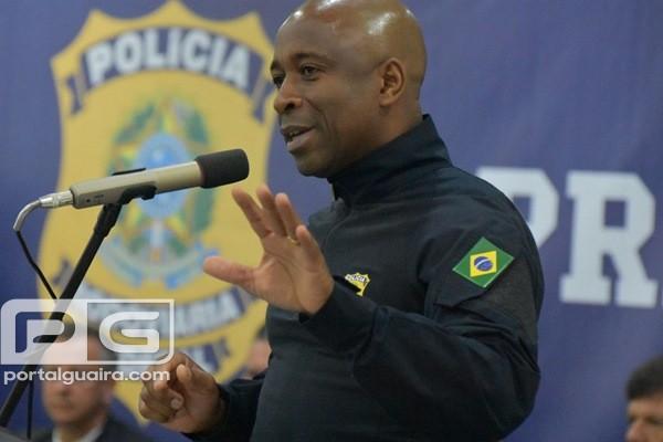 Paraná - Guairense Ismael de Oliveira assume função de superintendente da PRF