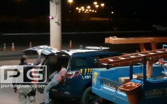 Guaíra - Polícia recupera três veículos furtados em Marechal Rondon