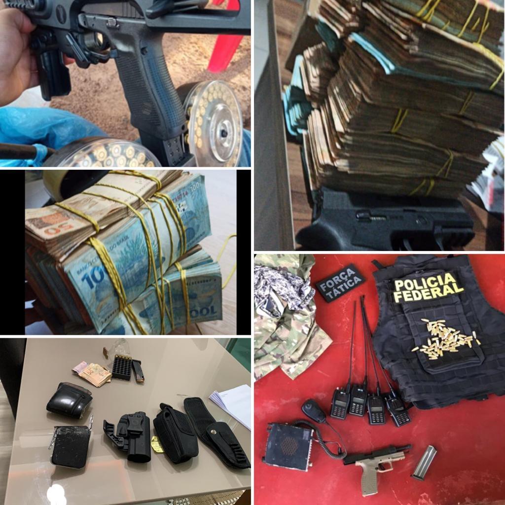 Região - PIRATAS DO ASFALTO: PF desarticula organização criminosa de falsos policiais dedicada ao roubo em rodovias